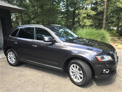 2015 Audi Q5 lease in Washington DC,DC - Swapalease.com