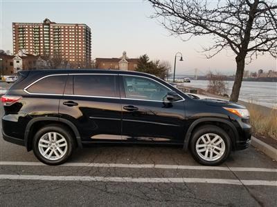 2015 Toyota Highlander lease in Fort Lee ,NJ - Swapalease.com