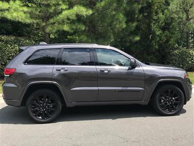 2017 Jeep Grand Cherokee lease in CARY,NC - Swapalease.com