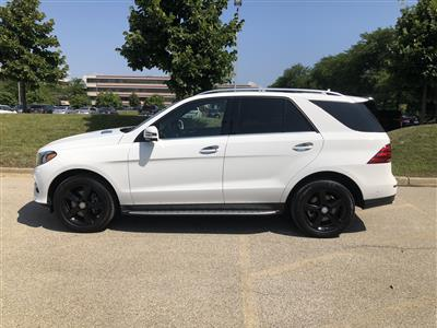 2017 Mercedes-Benz GLE-Class lease in ARLINGTON HEIGHTS,IL - Swapalease.com