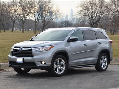 2016 Toyota Highlander lease in Franklin,TN - Swapalease.com