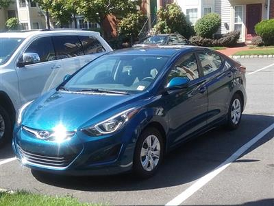 2016 Hyundai Elantra lease in Jersey City,NJ - Swapalease.com