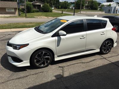 2016 Scion iM lease in Angola,IN - Swapalease.com