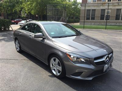 2016 Mercedes-Benz CLA-Class lease in Chicago,IL - Swapalease.com