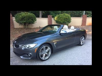 2016 BMW 4 Series lease in lexington,SC - Swapalease.com