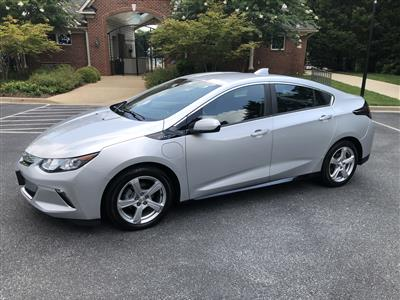 2017 Chevrolet Volt lease in Brookeville,MD - Swapalease.com