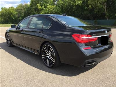 2017 BMW 7 Series lease in Excelsior,MN - Swapalease.com