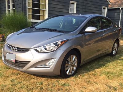 2015 Hyundai Elantra lease in Portland,OR - Swapalease.com