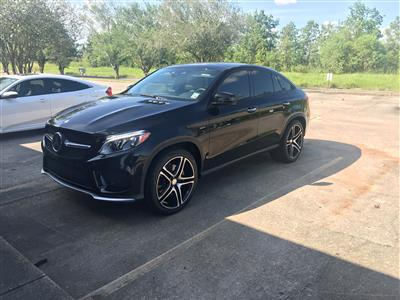 2016 Mercedes-Benz GLE-Class Coupe lease in Layfayette,LA - Swapalease.com
