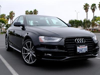 2016 Audi A4 lease in Redondo Beach,CA - Swapalease.com