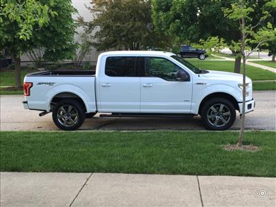 2016 Ford F-150 lease in Hoffman Estates,IL - Swapalease.com