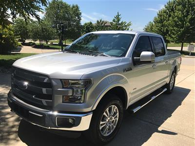 2016 Ford F-150 lease in OVERLAND PARK,KS - Swapalease.com