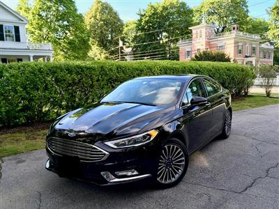 2017 Ford Fusion lease in Kennebunk,ME - Swapalease.com