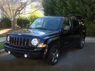 2015 Jeep Patriot lease in Charlotte,NC - Swapalease.com