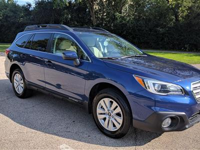 2016 Subaru Outback lease in Highland Park,IL - Swapalease.com