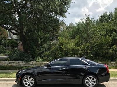 2016 Cadillac ATS lease in Dallas,TX - Swapalease.com