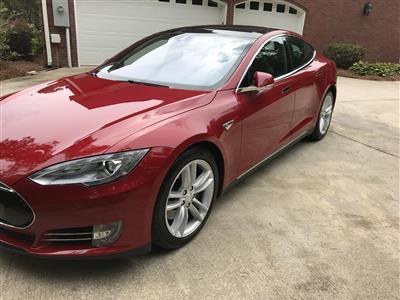2016 Tesla Model S lease in Helena,AL - Swapalease.com