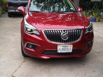 2017 Buick Envision lease in Corpus Christi,TX - Swapalease.com