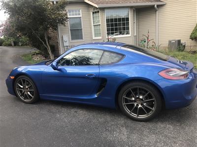 2016 Porsche Cayman lease in Festus,MO - Swapalease.com