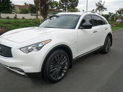 2017 Infiniti QX70 lease in Lake Forest,CA - Swapalease.com