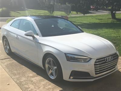 2018 Audi A5 Coupe lease in Pittsburg,PA - Swapalease.com