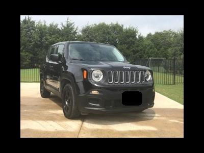2015 Jeep Renegade lease in LUCAS,TX - Swapalease.com
