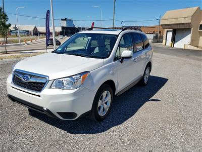 2015 Subaru Forester lease in Chicago,IL - Swapalease.com