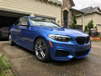 2016 BMW 2 Series lease in Sherwood,OR - Swapalease.com