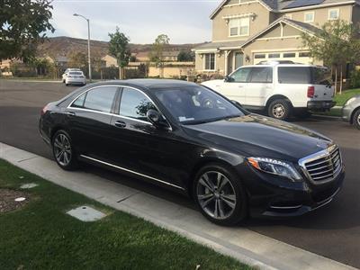 2016 Mercedes-Benz S-Class lease in Santa Clarita,CA - Swapalease.com