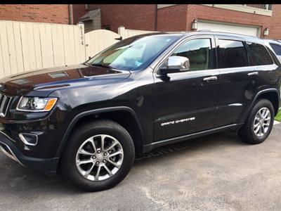 2016 Jeep Grand Cherokee lease in Washington DC,DC - Swapalease.com