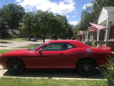 2017 Dodge Challenger lease in Royal Oak,MI - Swapalease.com