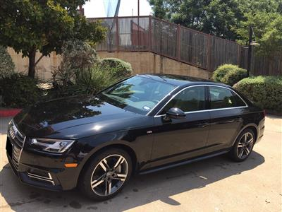 2017 Audi A4 lease in Dallas ,TX - Swapalease.com