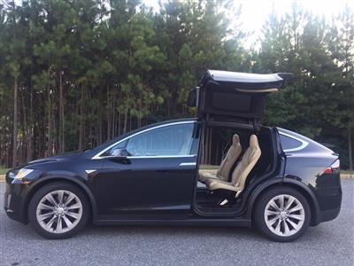 2016 Tesla Model X lease in ALPHARETTA,GA - Swapalease.com