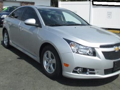 2014 Chevrolet Cruze lease in Marietta,GA - Swapalease.com