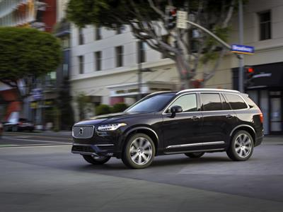 2016 Volvo XC90 lease in Manhatten,NY - Swapalease.com