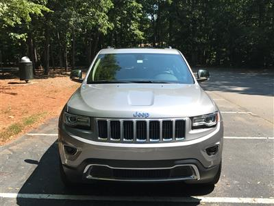 2015 Jeep Grand Cherokee lease in Morrisville ,NC - Swapalease.com