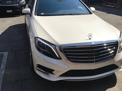 2017 Mercedes-Benz S-Class lease in Sherman Oaks,CA - Swapalease.com