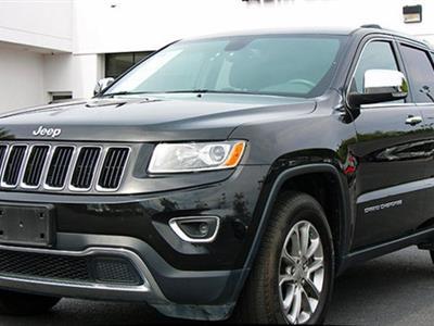 2015 Jeep Grand Cherokee lease in Charlotte,NC - Swapalease.com