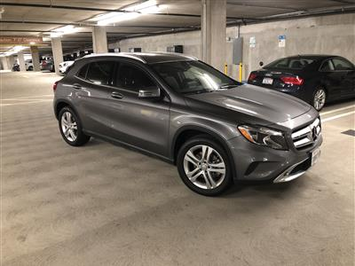 2017 Mercedes-Benz GLA SUV lease in San Francisco,CA - Swapalease.com