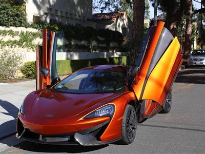 2016 McLaren 570s lease in Santa Monica,CA - Swapalease.com