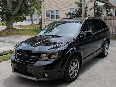 2017 Dodge Journey lease in Toledo,OH - Swapalease.com