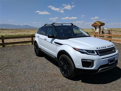 2016 Land Rover Range Rover Evoque lease in Denver ,CO - Swapalease.com