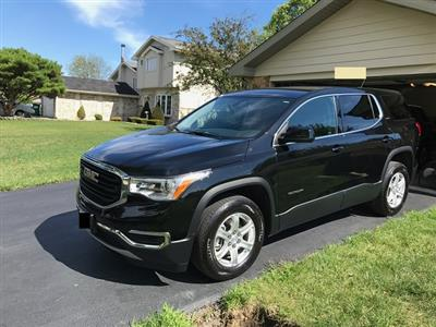 2017 GMC Acadia lease in Orland Park,IL - Swapalease.com