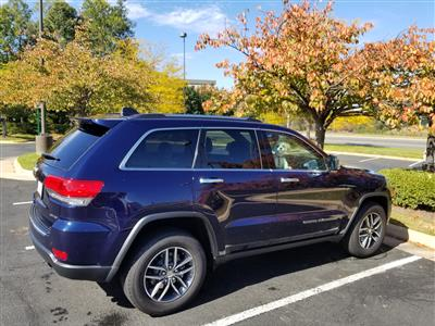 2017 Jeep Grand Cherokee lease in Aldie,VA - Swapalease.com
