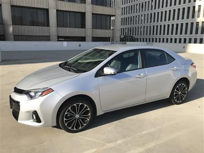 2016 Toyota Corolla lease in Los Angeles,CA - Swapalease.com