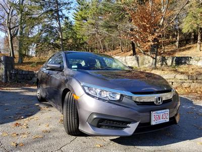 2016 Honda Civic lease in Jamaica Plain,MA - Swapalease.com