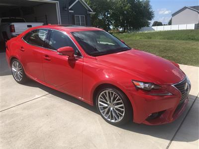 2016 Lexus IS 300 lease in Davenport,IA - Swapalease.com