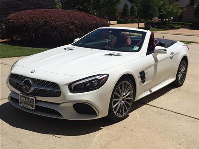 2017 Mercedes-Benz SL Roadster lease in Bossier City,LA - Swapalease.com