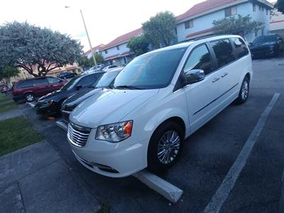 2015 Chrysler Town and Country lease in Miami,FL - Swapalease.com