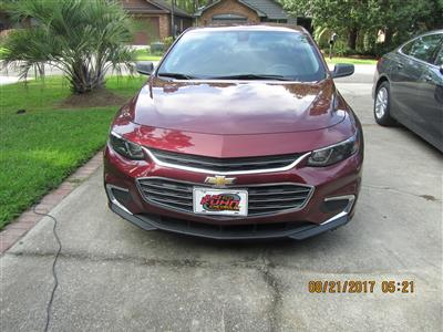 2016 Chevrolet Malibu lease in Conway,SC - Swapalease.com